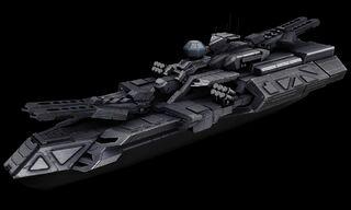 Patrol cruiser