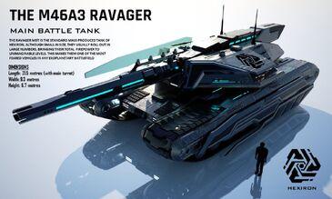 Main tank