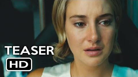 The Divergent Series Allegiant Teaser Trailer (2016) Shailene Woodley Movie HD