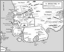 Midcyru Map