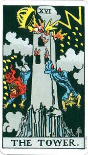 The-Tower-Major-Arcana
