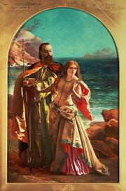 Prospero and miranda