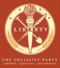 TSR SOCIALIST PARTY new torch logo 2