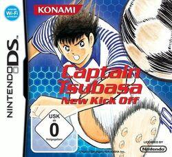 Captain Tsubasa - New Kickoff