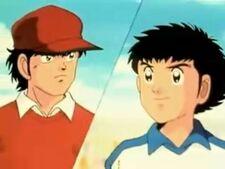 Genzo und Tsubasa
