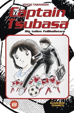 Captain Tsubasa 13