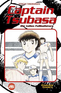 Captain Tsubasa 26