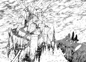 Celes country manga