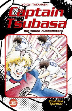 Captain Tsubasa 35