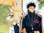 Fai and Kurogane