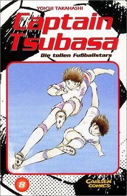 Captain Tsubasa 8
