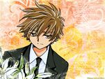 Syaoran wallpaper2