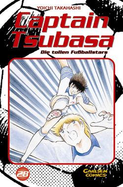 Captain Tsubasa 28