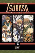 Tsubasa Omnibus Volume 6