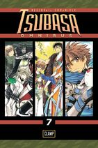 Tsubasa Omnibus Volume 7