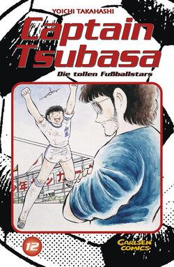 Captain Tsubasa 12