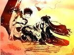 Kurogane's mother dying
