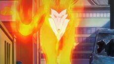 Flame kudan