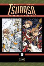 Tsubasa Omnibus Volume 9
