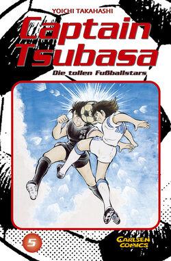 Captain Tsubasa 5