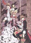 Manga scan trc clone syaoran sakura