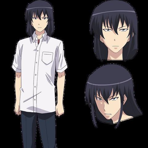Yasuki's anime character art