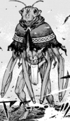 Delmantid Manga