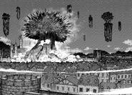 Giant Demon Garden Mushroom