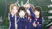 Akane, Aira, Setsuko and Miu 2