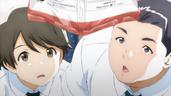 Kotaro and Daichi
