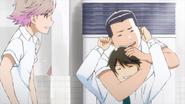 Kotaro, Roman and Daichi 4
