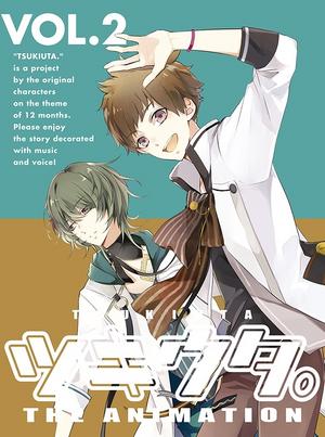 Tsukiuta. THE ANIMATION Vol. 2