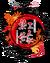 Kurenai Enishi (logo)