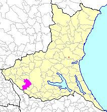 Ibaraki Mitsukaidou-city