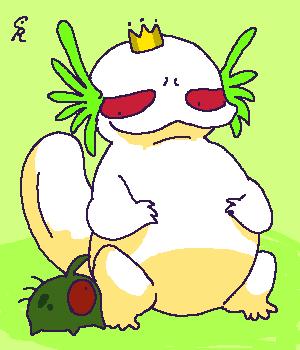 20091125虫どもの王子様(ネオテニー)