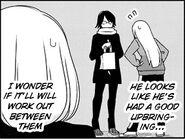 Akagi and Ryouko