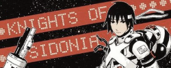 Knights of sidonia banner