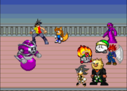 Battle Encountered