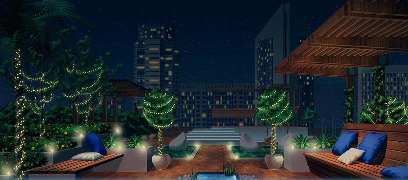 KAIROS HQ Rooftop