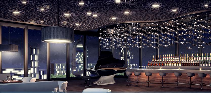Lounge night phase