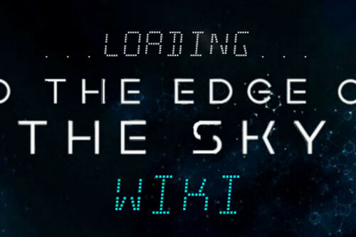 To the Edge of the Sky Wiki