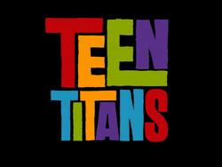 Teen Titans titlecard