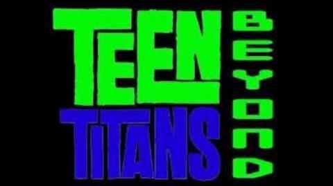 Teen Titans Beyond