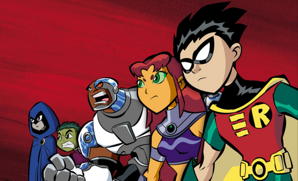 Teen Titans Fan Fiction Wiki | FANDOM powered by Wikia