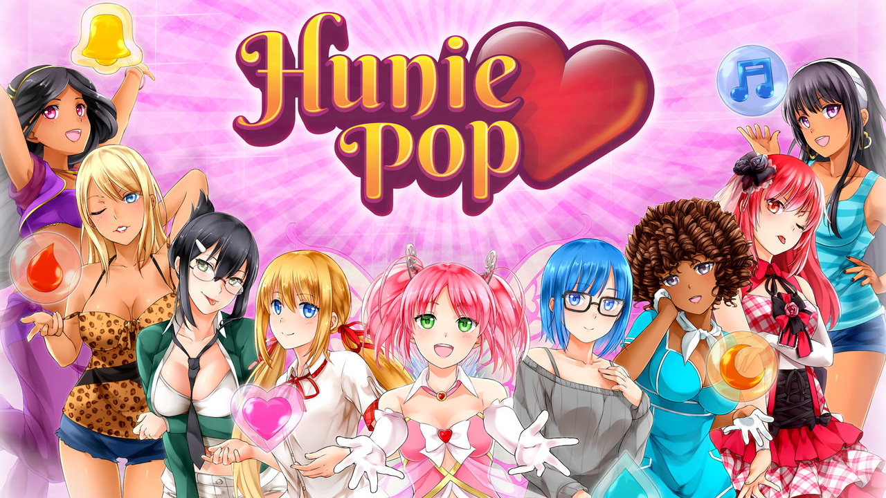 Main Theme (Alpha Mode Mix) - HuniePop
