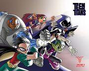 Teen Titans-EPIC