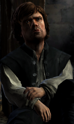 ANoV Tyrion slouched