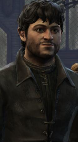 ANoV Ramsay happy man
