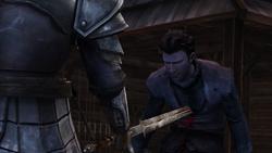 Bowen killed by Harys
