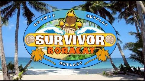 TTJ's Survivor Boracay Intro